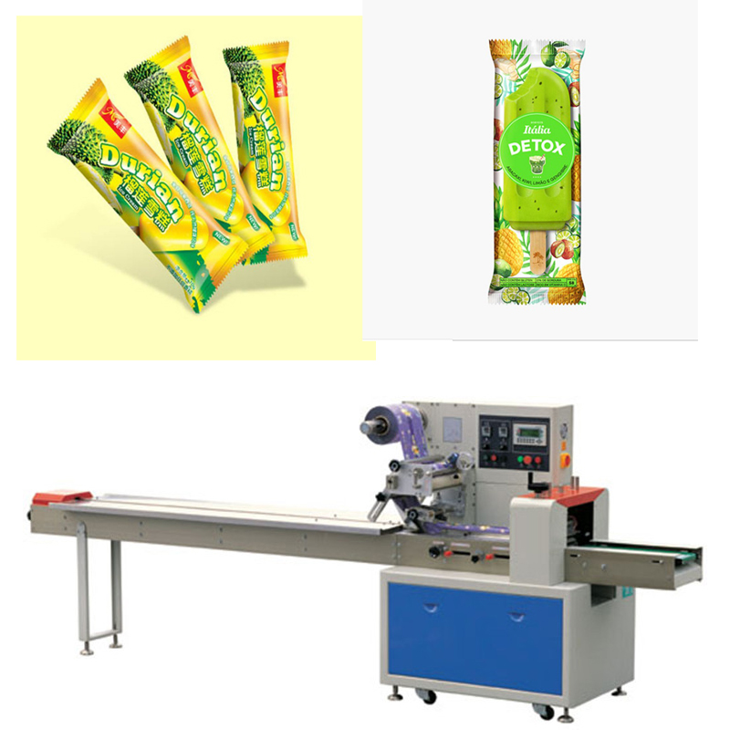 Hot Sale Of Machine Packaging Bread And Other Block Multifunction Packaging Machine Price