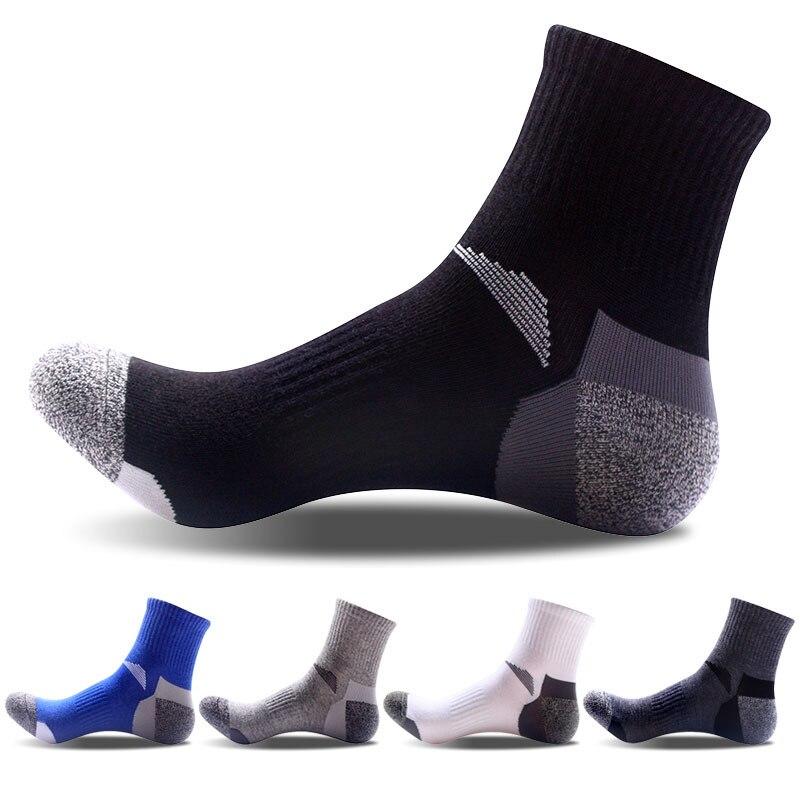 ★  20 пар / лот! мужчины носки для велоспорта йога гольф теннис баскетбол спорт счастливые носки походы ✔