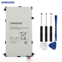 SAMSUNG Original Replacement Battery T4800E For Samsung Galaxy Tab Pro 8.4in SM-T321 T325 T320 Authentic Tablet Battery 4800mAh все цены