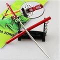SST * Аниме Оружие модель (одна Штука) Roronoa Зоро Катана Меч Оболочка Полный Четыре Искусства Металлический Брелок Японский меч Мальчик подарок +