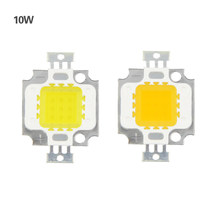 LED Epistar COB Chip Lamp 10W 20W 30W 50W 100W DC 10V-32V Integrated Lamps SMD White Warm Led Floodlight Spotlight Free Shipping(China)