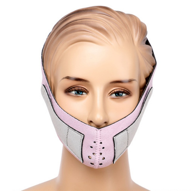 New Face Firming Mask Lifting Tightener Mask Chin Cheek Slimmer Belt Anti-Wrinkle Thin Face Bandage Belt Women Face Care