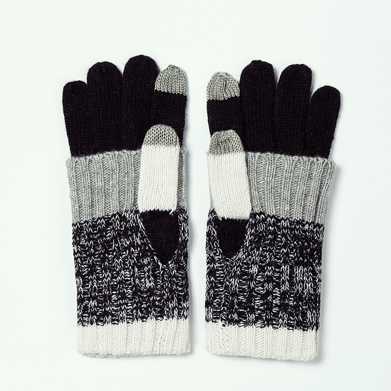 Fashion Touch Screen Winter Gloves Womens