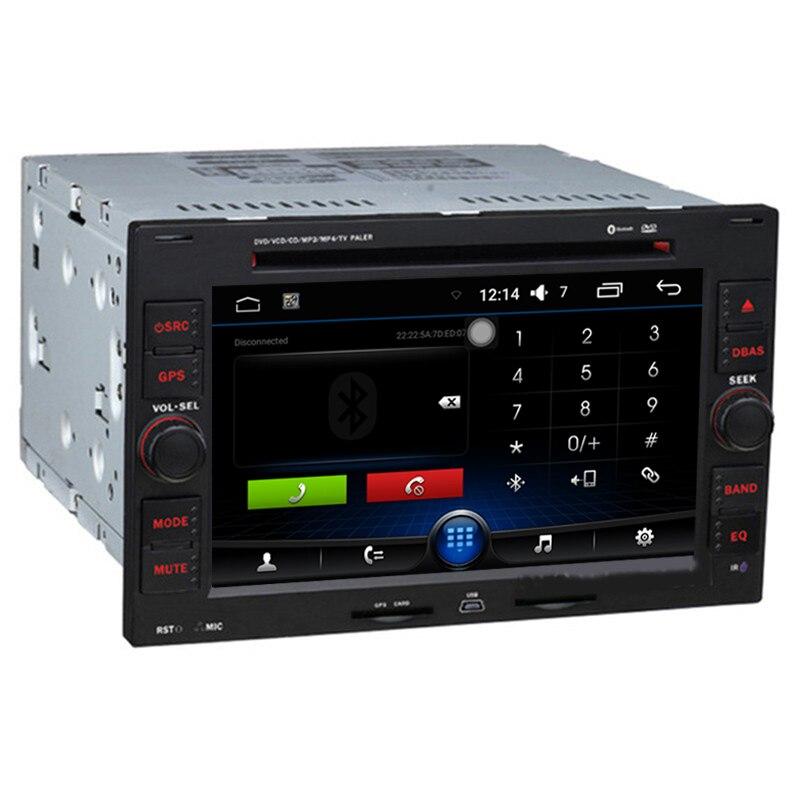 android car dvd player gps navigation system for peugeot 307 2004 2005 2006 2007 2008 2009 2010. Black Bedroom Furniture Sets. Home Design Ideas