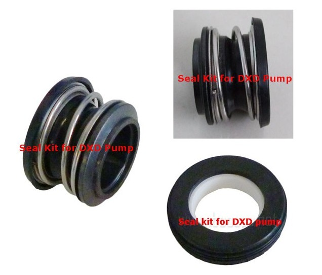 Mechanical seal kit fitting for pump DXD-1, DXD-2, DXD-8, DXD Marlow DXD-310, DXD-312, DXD-315, DXD-320, DXD-330, DXD-340Mechanical seal kit fitting for pump DXD-1, DXD-2, DXD-8, DXD Marlow DXD-310, DXD-312, DXD-315, DXD-320, DXD-330, DXD-340