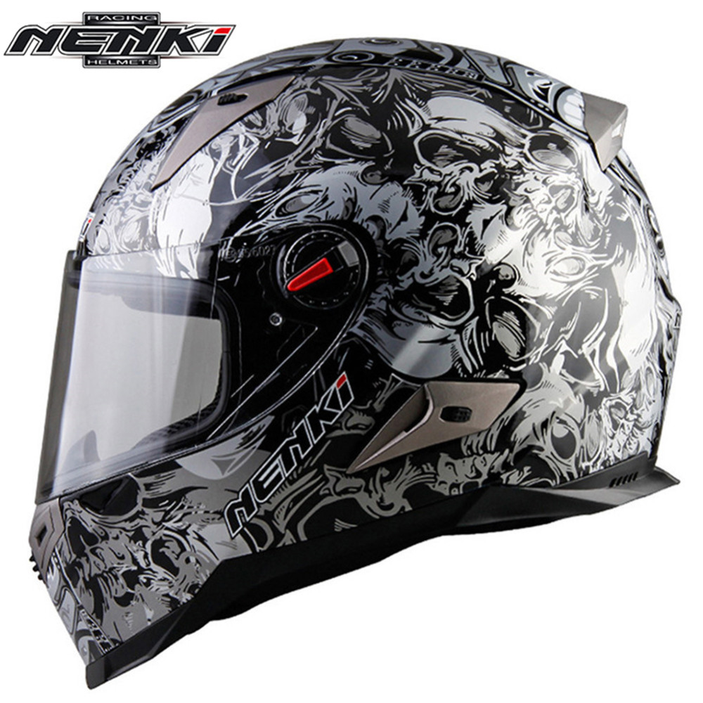 цена на ECE Motorcycle Helmet Full Face Men Women Helmet Moto Casque Casco Motocicleta Capacete N86327 Kask Motor Bike Racing Helmets