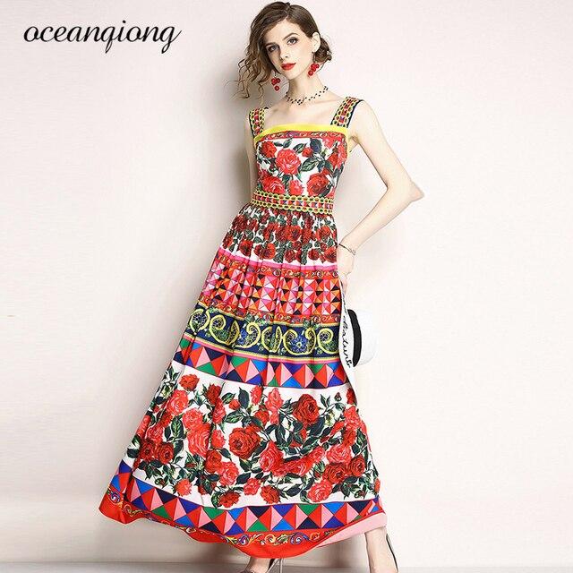 Cute Summer Maxi Dresses