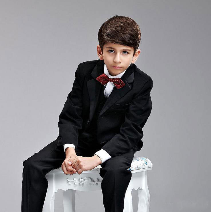 1. You may also like  2016 Hot Sale Cheap Blue Beige Kids Tuxedo Suits  (Jacket+ Pants ) 2 Bottons Boys Wedding Suits Cute Formal Occasion ClothingUSD  ... e19b2499038c