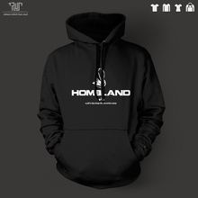 TV series homeland original design scarf pill men unisex pullover hoodie sweatershirt 82% cotton fleece inside free shipping