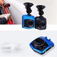 Mini Car Dvr Camera Full HD 1080p Recorder GT300 Dashcam Digital Video Registrator G Sensor High