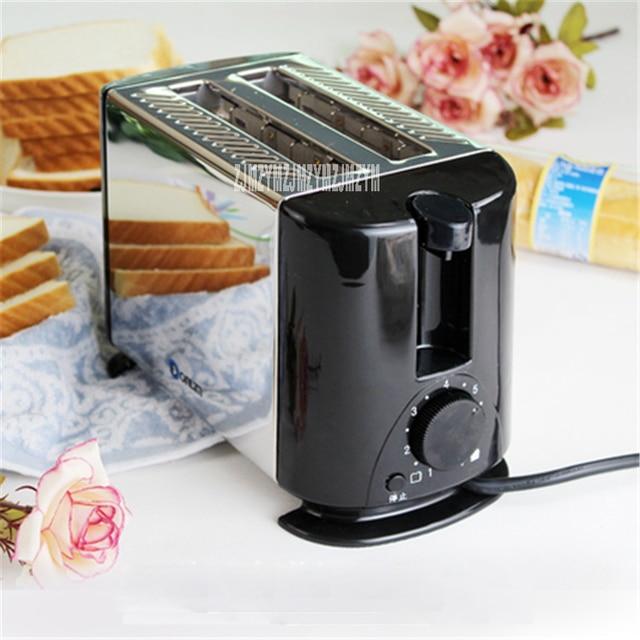 Ta-8600 Высокое качество бытовой Приспособления сентек мини-печь тостер хлебопечки корпус из нержавеющей стали 220 В/500 Вт Тостеры