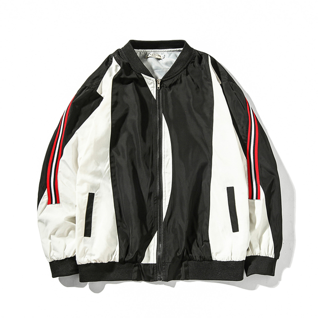 Spring Casual Plus Size Jackets Men Korean Loose Young Students  Autumn Men Jacket Streetwear Roupas Baseballclothing 50J0017