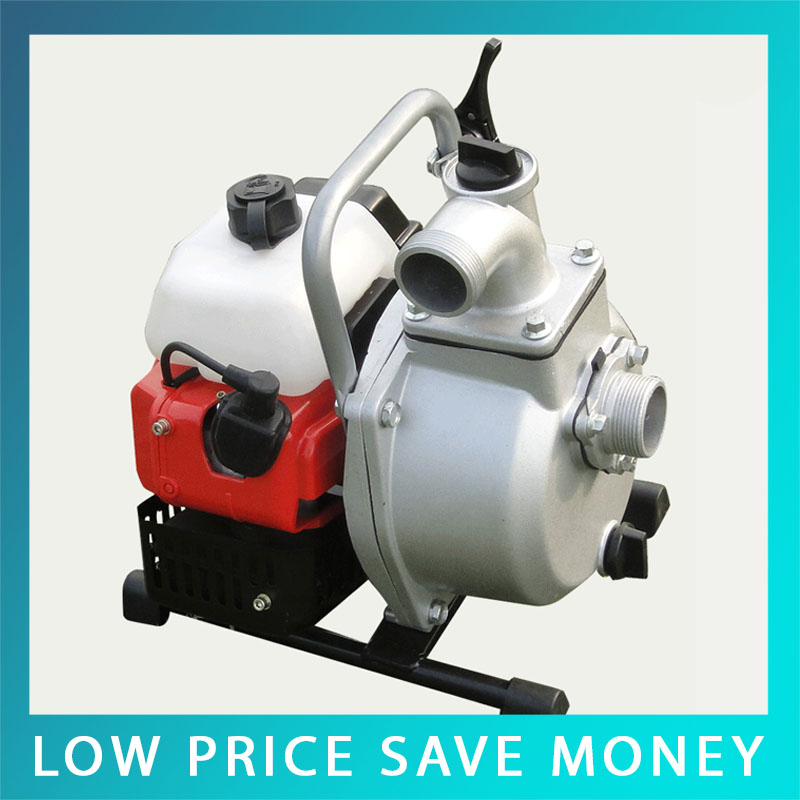 IE40 6 Portable 1inch Gasoline Engine Centrifugal Water Pump