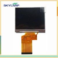 Original New 3 5inch HD TFT LQ035NC111 LQ035NC121 LCD Display Screen For Satlink WS 6906 WS