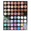 Профессиональный 28 Цветов Тени Для Век Shimmer Матовый Тени для век Palette Cosmestic Макияж Установить GUB #