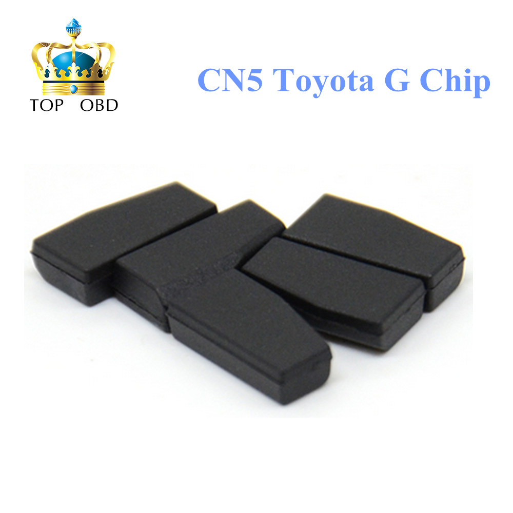 Wholesale CN5 car key chip copy T o yo ta G auto transponder chip YS31 CN5 To y o ta G Chip Used for CN900 and ND900 10pcs/lot-in Burglar Alarm from Automobiles & Motorcycles    1