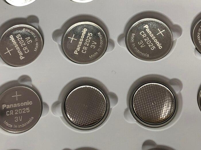 Botão de Célula tipo Moeda Baterias Para