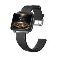 SZMUGUA человек Смарт часы 2,2 дюймов экран водостойкий браслет 3g вызов камера шагомер сердечного ритма для IOS Android спортивные часы