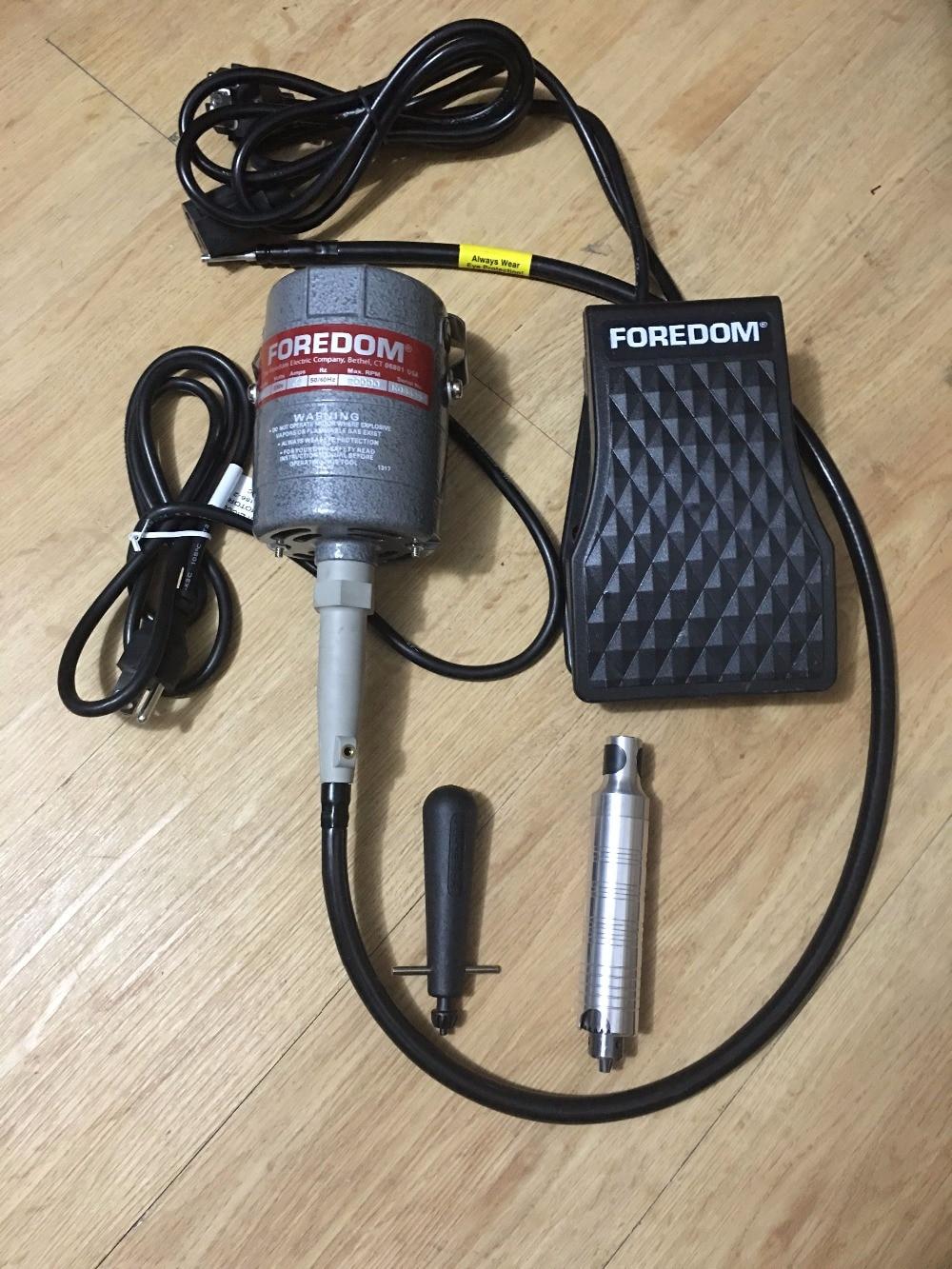 2016 moteur Foredom, 220 V Foredom CC30 dremel/moteur foredom/arbre de flexion/arbre de flexion foredom