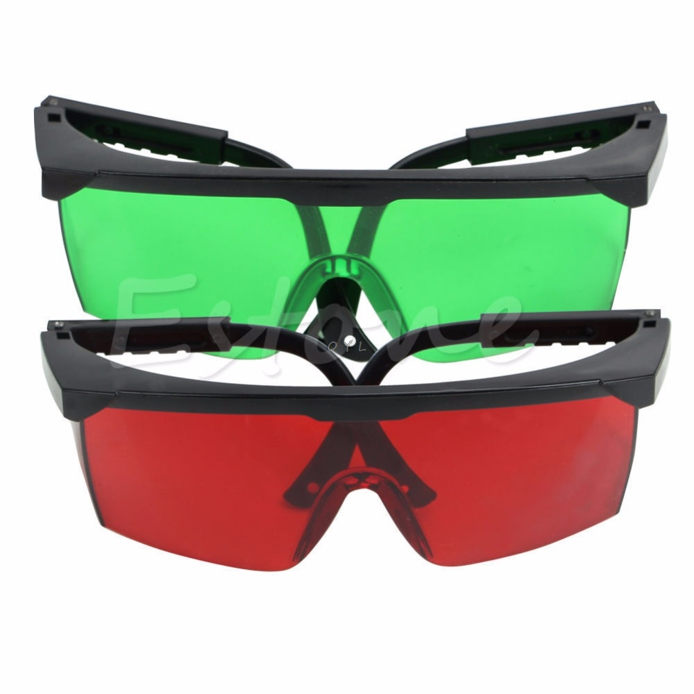 New Eye Safety Glasses for Green Blue 190nm-540nm Laser Protection GogglesNew Eye Safety Glasses for Green Blue 190nm-540nm Laser Protection Goggles