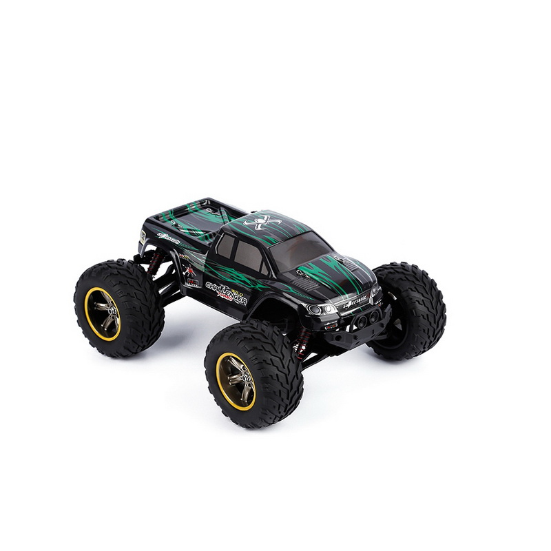ФОТО Multi-color 2WD 1/12 45km/h Off Road Remote Control Brush Truck for GPTOYS S911 Boy Children Gift Toy