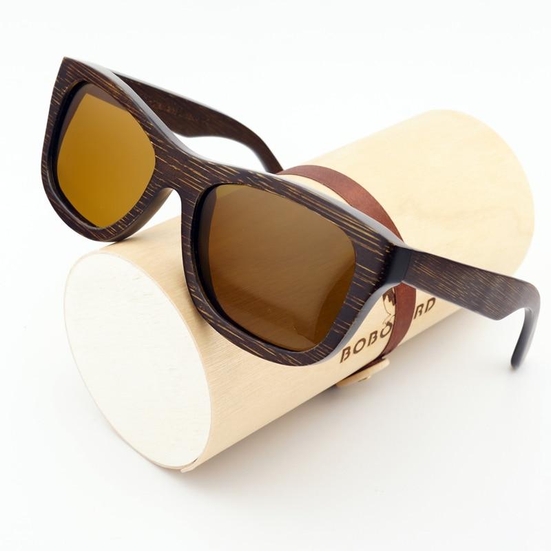 wood framed sunglasses