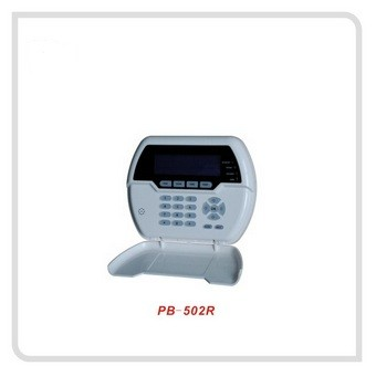 HTB18zAiNVXXXXc0apXXq6xXFXXXh - Focus 433Mhz Or 868Mhz option Wireless two Way Keypad With LCD back light USB recharge working with HA-VGT Alarm System