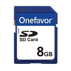 Image 4 - Khuyến mãi! 5 cái/lốc 1GB 2GB 4GB 8GB Onefavor SD Thẻ Kỹ Thuật Số An Toàn Chuẩn SD, chất Lượng cao