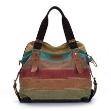 Mode Frauen Messenger Bags Leinwand louis Trage Patchwork Reise Umhängetaschen Weiblich Einkaufstasche Handtasche Casual Umhängetasche