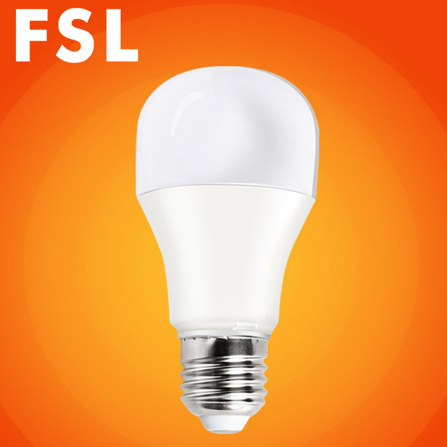 Fsl E27 3w 5w 7w 9w 2835 Led Ball Bulb Ac220v Super Bright White