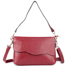 New Arrivals Genuine Leather Cover Style Women Handbags Fashion Brand Women's Messenger Bags European And American Woman Totes сумка brand new a c 2015 messenger 18colors 24