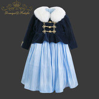 Baby Party Dress 2018 Kids Clothes Children Clothing Little Girls Ball Gown Dresses Costume For Girls Princess Infant Clothes