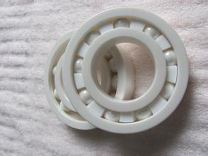6206 full ZrO2 P5 ABEC5 ceramic deep groove ball bearing 30x62x16mm 6901 full zro2 ceramic deep groove ball bearing 12x24x6mm open type p5 abec5