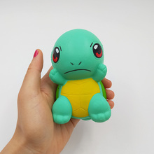 Cute Squishy Big eyes turtle slow rising Squeeze Healing Fun Kids Kawaii kids Adult Toy Stress Reliever Decors cute mochi squishy tpr cat healing fun kids kawaii squeeze toy stress reliever decor stres
