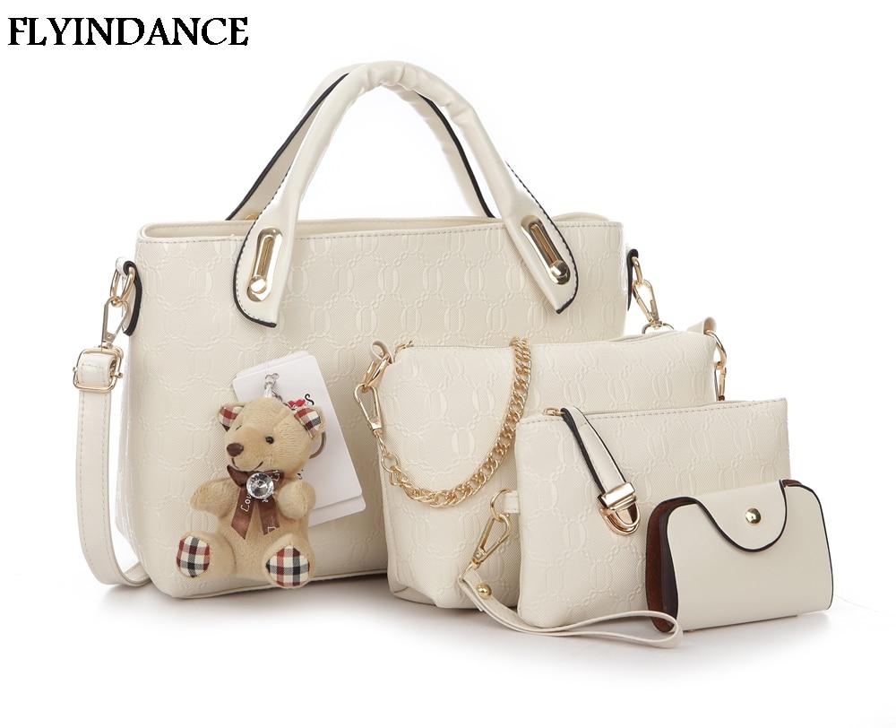 Brand Women Pu Leather Handbags Fashion Women Messenger Migliori