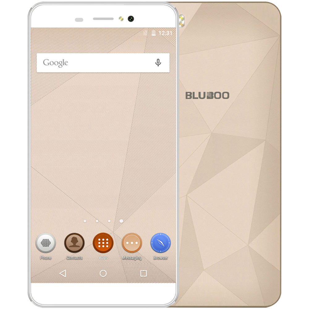 Bluboo Picasso 4G 5 0inch HD Android 6 0 Smartphone FDD LTE 2GB RAM 16GB ROM