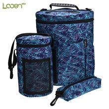 3 Pcs/set Big Capacity Empty Yarn Storage Bag Organizer For Crocheting & Knitting Organization Case DIY Sewing
