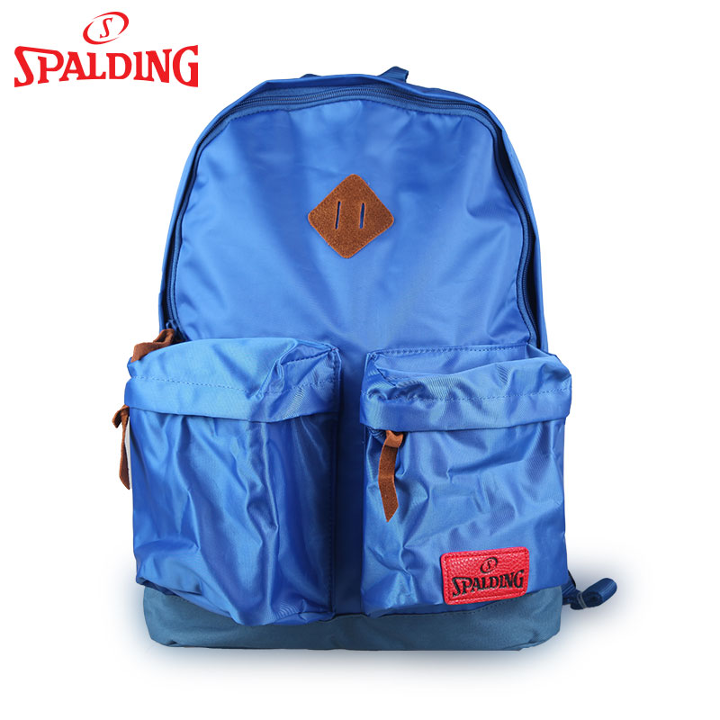 Spalding sac à bandoulière Multi fonction grande capacité sport et loisirs sac à dos équipement d'entraînement Zipper basket-ball 30014