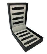 SHANH ZUN Carbon Fiber Collar Stiffeners 8 Pcs Set