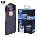 Apexel teléfono lente de cámara profesional hd 60mm lente telefoto 2x retrato lente de teléfono para iphone 6 6 s plus 7 samsung s7 edge