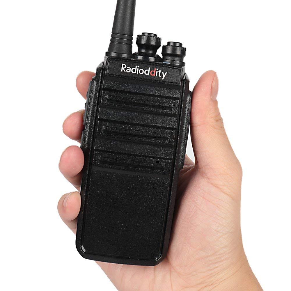 2 kom. Radioddity GA-2S Walkie Talkie 400-470MHz 2W 1500mAh dva puta - Voki-toki - Foto 4