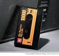 Bateria de lítio-ion polímero fita magnética banco de potência 10000 mah remax diy xiaomi bateria externa para o iphone ipod samsung etc