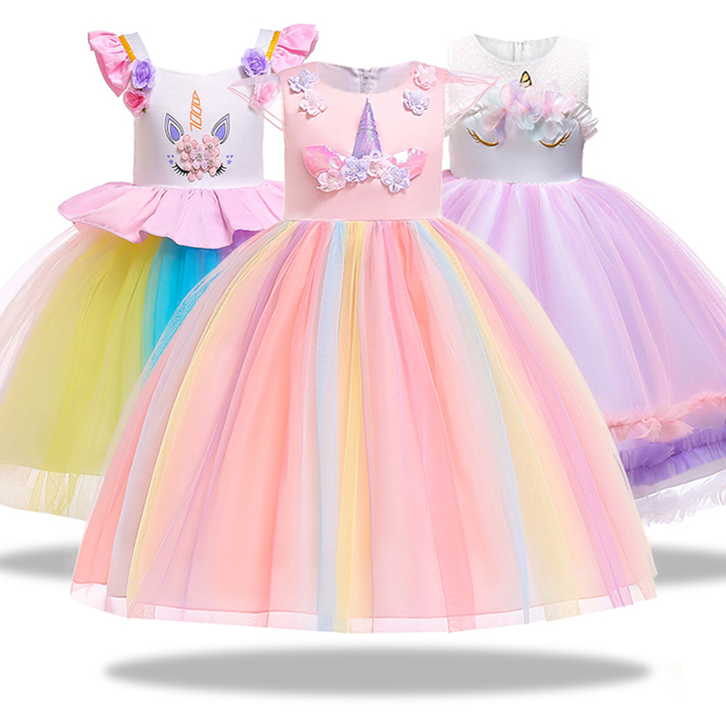Neue Jahr Mädchen Weihnachten Kleid Baby Winter Schneemann Urlaub Kinder Kleidung Party Kinder Santa Claus Kostüm Geschenk 3-10 jahre alt