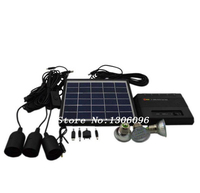 Solar mobile power cell phone camera tablet charging treasure for outdoor camping lamps
