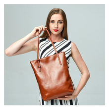 Spring And Summer New Fashion In Europe And The Handbag Leather Single Shoulder Bag Package Free Shipping