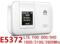 Unlocked HUAWEI E5372 E5372s 32 4G LTE Cat4 Pocket Wifi Router Mobile 3g 4g Fdd Mifi