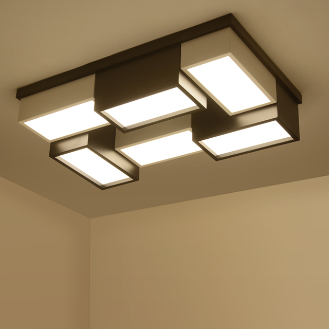 modern office lighting led ceiling lamps atmosphere home creative