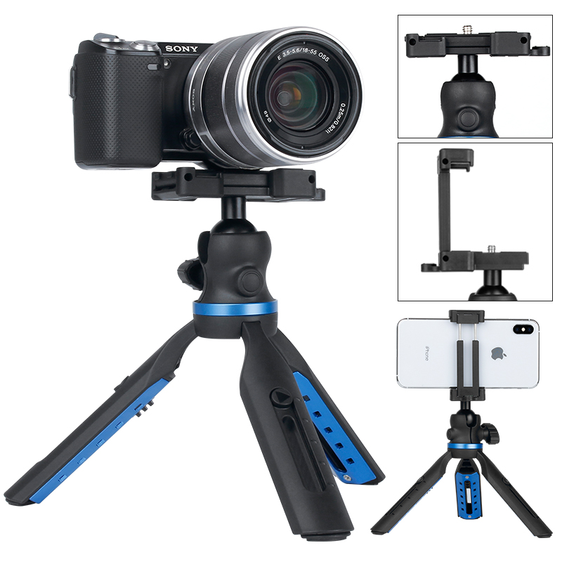 Mini Small Universal Tripod Compact Tabletop HandheldDigital Camera DSLR Stand