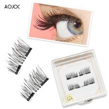 Magnetic eyelashes Natural Beauty Full Strip false eye lashes lifting Magnetic Hair Fake Eye Lashes extension tools Make Up sets