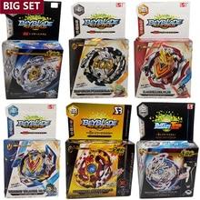 Beyblade Burst Original Battle Spinning Tops Set Beyblade Kids Spinner Attack Burst Toys for Boys Christmas